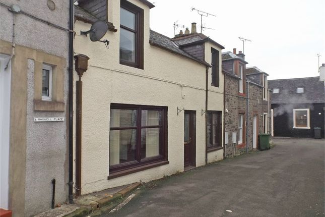Thumbnail Terraced house for sale in Eastgate, Moffat, Dumfries And Galloway