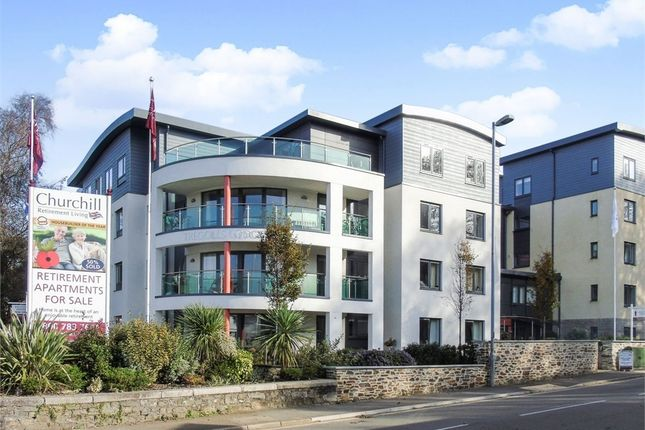 Thumbnail Flat for sale in St Clements Hill, Truro, Cornwall