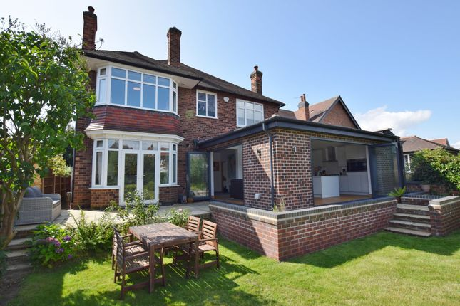 Thumbnail Detached house for sale in Priory Road, West Bridgford