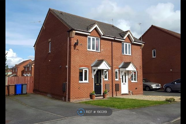 Thumbnail Semi-detached house to rent in Devon Way, Stoke On Trent