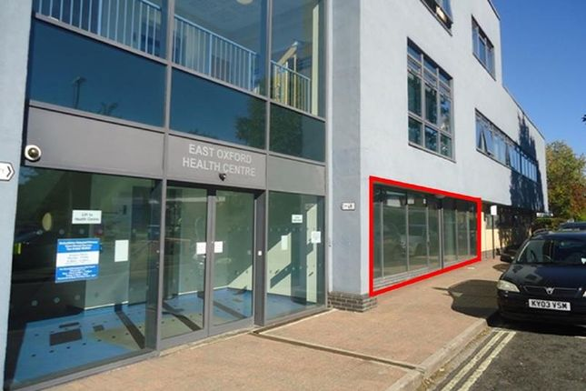 Thumbnail Retail premises to let in East Oxford Health Centre, Manzil Way, Oxford