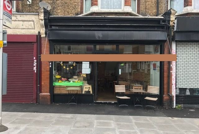 Restaurant/cafe to let in Lordship Lane, Tottenham