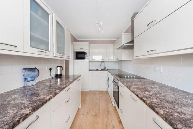 Kitchen of Little Dimocks, London SW12