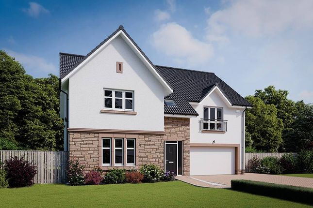 "Thumbnail Detached house for sale in ""The Moncrief"" at Browncarrick Drive, Ayr"