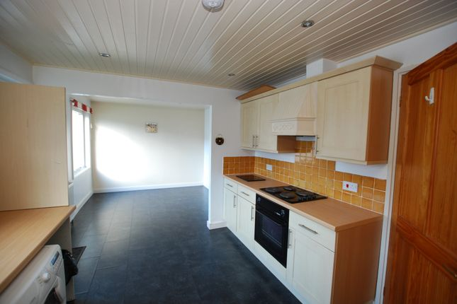 Thumbnail End terrace house to rent in Canal Terrace, Inverness