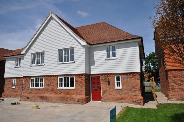 Thumbnail Semi-detached house for sale in Oak Fields, Hailsham