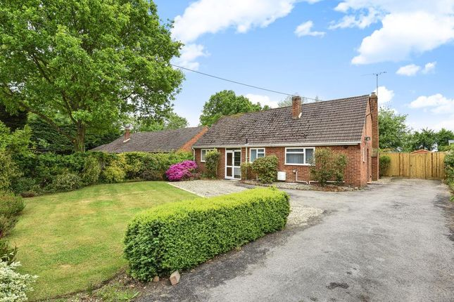 Thumbnail Detached bungalow to rent in Church Road, Winkfield, Windsor