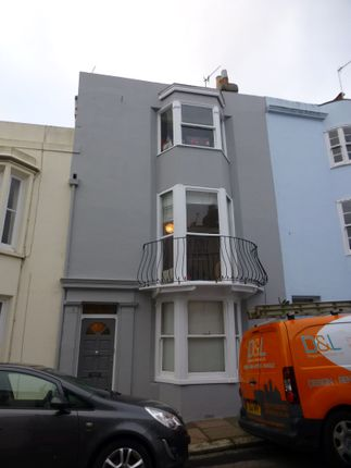 Thumbnail Terraced house to rent in Student House - Temple Street, Brighton