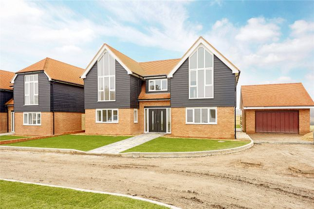 Thumbnail Detached house for sale in Farthings Wood Rise, Calcott Hill, Canterbury