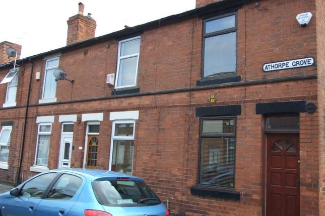Thumbnail Semi-detached house to rent in Athorpe Grove, Nottingham