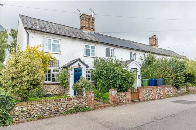 Thumbnail Cottage for sale in Bartlow Road, Linton, Cambridge