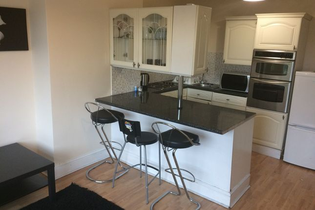 Thumbnail Flat to rent in St Werburghs Road, Manchester