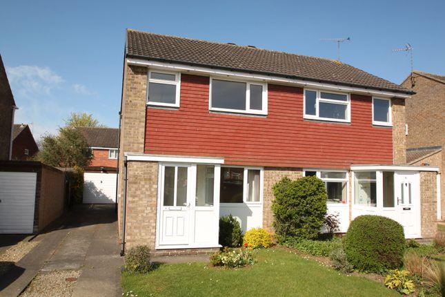 Thumbnail Semi-detached house to rent in Garsdale Road, Knaresborough