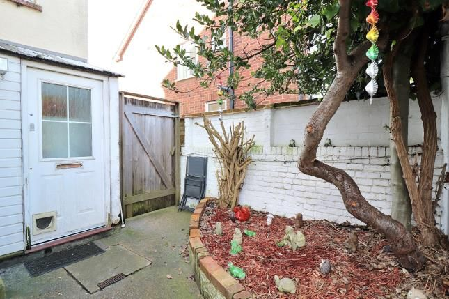 Garden of Great Wakering, Southend-On-Sea, Essex SS3