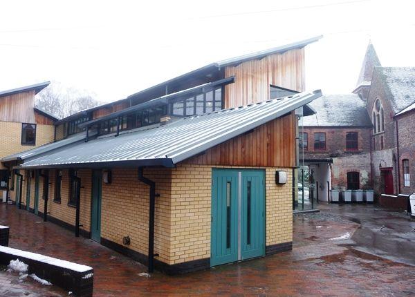 Retail premises to let in Jackfield Tile Museum, Telford