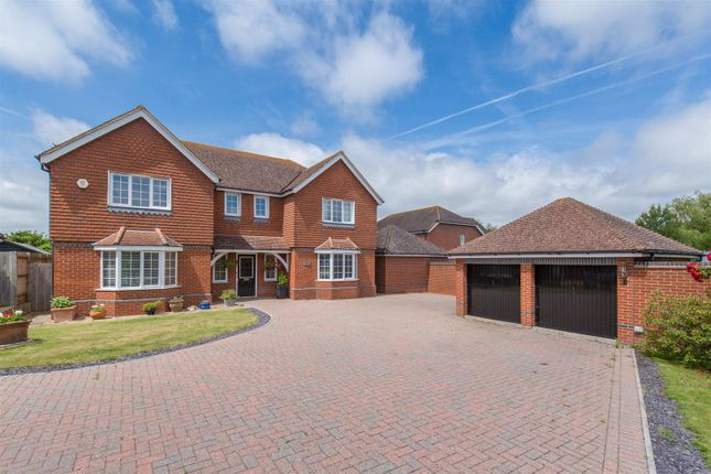 Thumbnail Detached house for sale in Orchard Grange, Lower Dicker, Hailsham