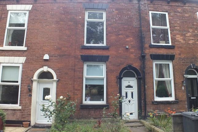 Thumbnail Terraced house to rent in Cambridge Street, Heyrod, Stalybridge
