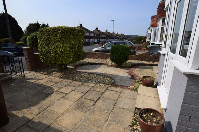 Front Garden of Ringwood Road, Eastbourne BN22