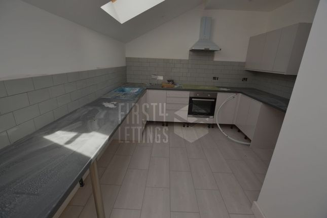Thumbnail Flat to rent in Braunstone Gate, West End
