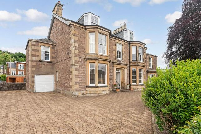 Thumbnail Flat for sale in The Avenue, Bridge Of Allan, Stirling, Stirlingshire