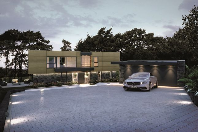 Thumbnail Detached house for sale in Imbrecourt, Canford Cliffs, Poole