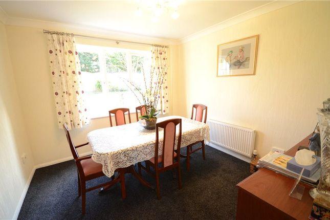 Dining Room of Bluethroat Close, College Town, Sandhurst GU47