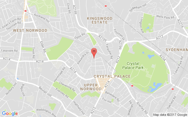 Thumbnail Room to rent in Westow Hill, Upper Norwood