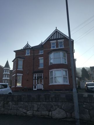 Thumbnail Flat to rent in York Road, Colwyn Bay