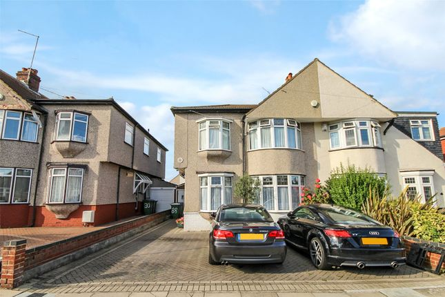 Thumbnail Detached house for sale in Falconwood Avenue, Welling, Kent