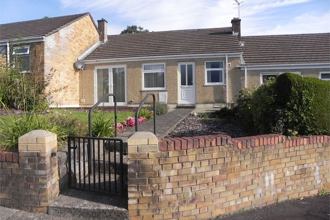 Thumbnail Terraced bungalow to rent in Maes Pwll, Clyne, Neath, Neath, Neath Port Talbot