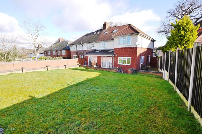 Thumbnail Property to rent in Warleywoods Crescent, Brentwood