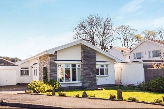 Thumbnail Bungalow to rent in Ffrwd Vale, Neath