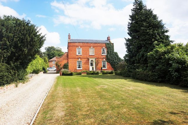 Thumbnail Detached house for sale in Church Lane, Timberland