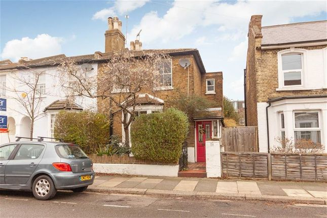 Thumbnail End terrace house for sale in Shakespeare Road, London
