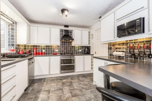 Kitchen of Coleridge Close, Cottam, Preston, Lancashire PR4
