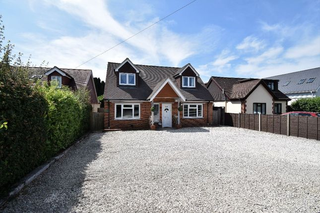 Thumbnail Bungalow for sale in Drift Road, Clanfield, Waterlooville