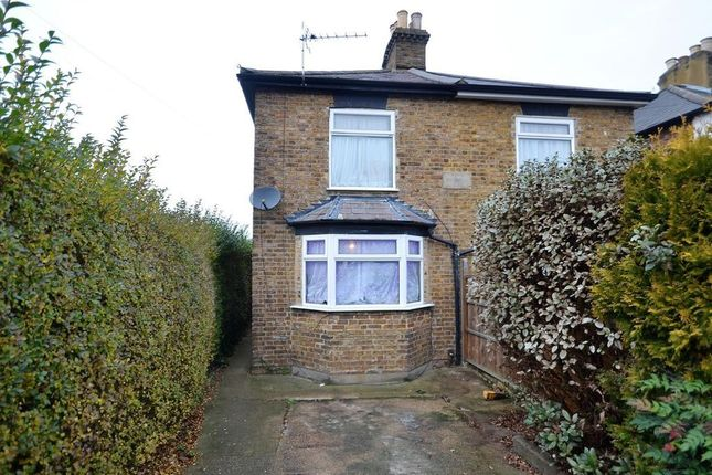 Thumbnail Semi-detached house to rent in New Road, Hillingdon, Uxbridge