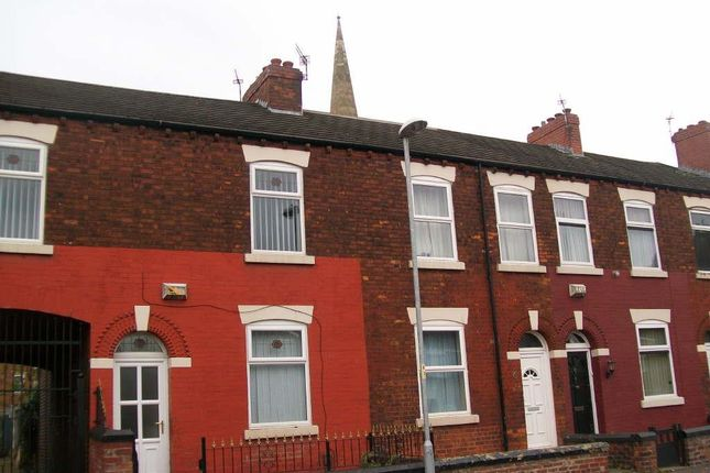 Thumbnail Terraced house to rent in Borwell Street, Manchester