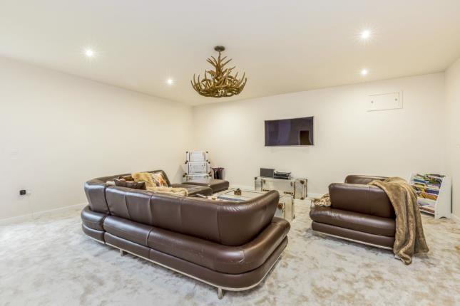 Family Room of Hampstead Drive, Weston, Crewe, Cheshire CW2