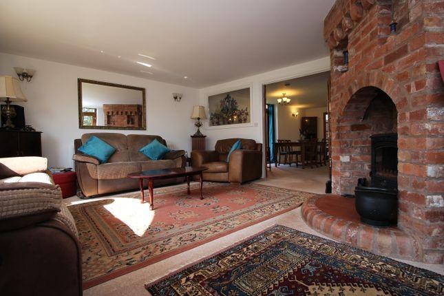 Living Room of Deepway Lane, Matford, Exeter EX2
