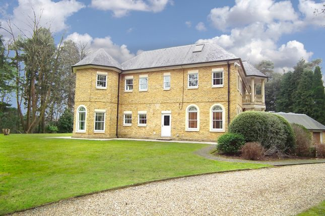 Thumbnail Detached house to rent in Swinley Road, Ascot