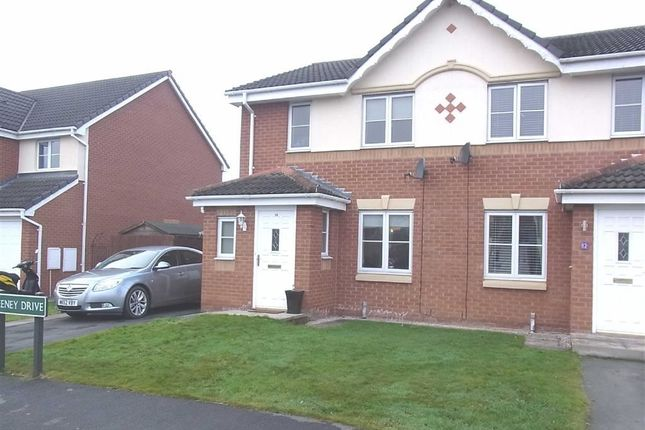Thumbnail Semi-detached house to rent in 14, Sweeney Drive, Morda, Oswestry, Shropshire