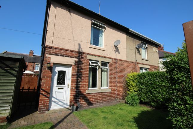 Thumbnail Semi-detached house for sale in Croft Villas, Crawcrook Ryton, Tyne And Wear