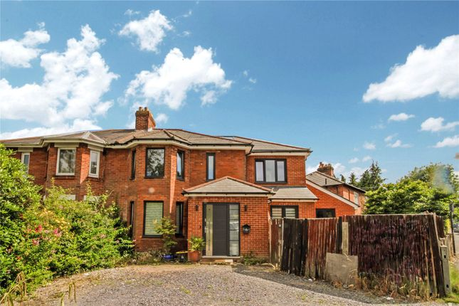 Thumbnail Semi-detached house for sale in Woodcote Road, Southampton, Hampshire
