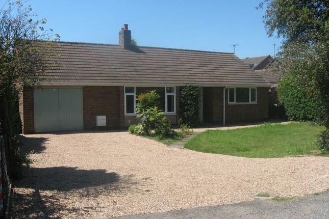 Thumbnail Bungalow to rent in Gladstone Avenue, Loughborough