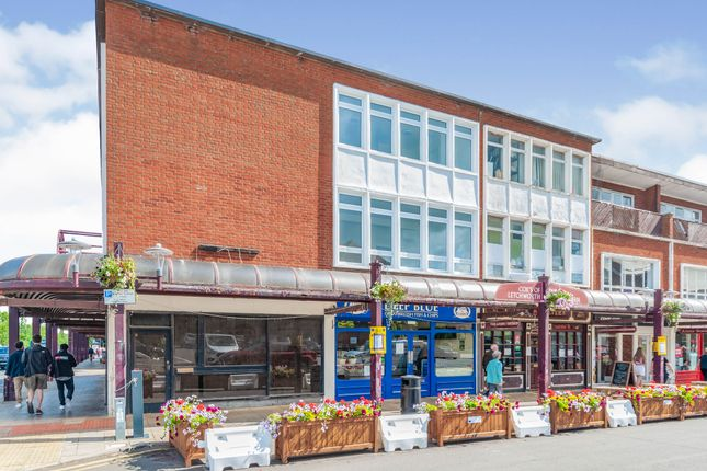 Thumbnail Flat to rent in Arena Parade, Letchworth Garden City
