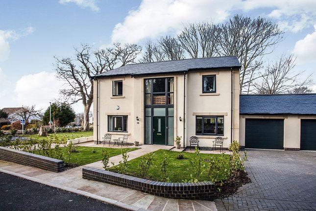 Thumbnail Detached house for sale in Hest Bank Lane, Hest Bank, Lancaster
