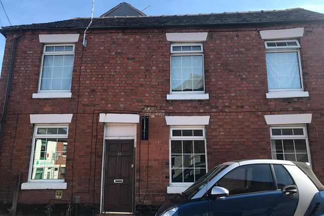Thumbnail Terraced house to rent in North Street, Stoke-On-Trent