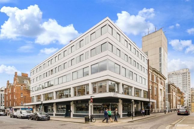 2 bed flat for sale in Great Titchfield Street, London