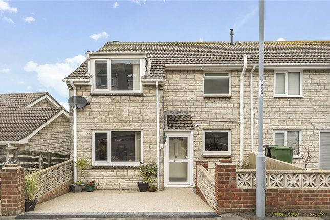Thumbnail Terraced house for sale in Killicks Hill, Portland, Dorset